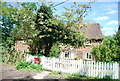 TQ1234 : Stane Street Cottages by N Chadwick