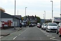 SZ6599 : Goldsmith Avenue in Portsmouth by Steve Daniels