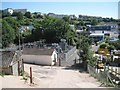 SX9272 : Substation, Broadmeadow industrial estate, Teignmouth by Robin Stott