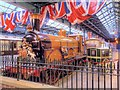 SE5951 : Station Hall, National Railway Museum by David Dixon