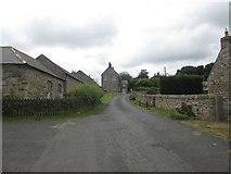 NU2422 : Entrance to Dunstan Steads by James Denham