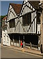 TL9925 : Timber-framed building, West Stockwell Street by Julian Osley