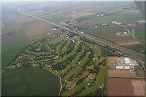 TF2643 : Hubbert's Bridge: aerial 2014 by Chris