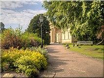 SE5952 : Yorkshire Museum Gardens by David Dixon