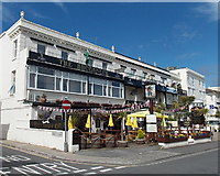 SX9265 : The Buccaneer Inn, Babbacombe by Jaggery