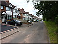 SP1384 : Old Coventry Road by Richard Law