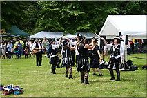 SW6031 : Cornish dancing at the Godolphin Fete by Bill Boaden