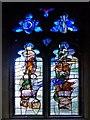 SE2280 : Millennium Window, St Mary's Church by David Dixon