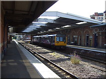 TA2609 : Grimsby Railway Station by JThomas