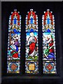 SE2280 : William Burrill Memorial Window, St Mary's Church by David Dixon