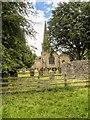 SE2280 : Masham, St Mary's Church by David Dixon