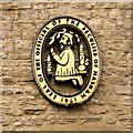 SE2280 : Seal of the Official of the Peculier of Masham 1741 by David Dixon