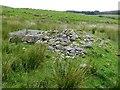 SD6916 : Stones on Longworth Moor by Philip Platt