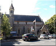SX9364 : North side of St Matthias Church, Wellswood, Torquay by Jaggery