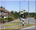 TQ3965 : Old Style Signpost by Des Blenkinsopp