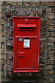 SE9135 : Victorian postbox on South Newbald Road by Ian S