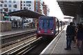 TQ3777 : Greenwich DLR Station by Stephen McKay