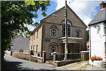 SW5435 : St Erth Methodist Church by Bill Boaden