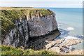TA2571 : Cradle Head, Headland Way, Yorkshire by Christine Matthews