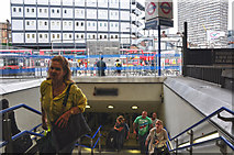 TQ2879 : London : Westminster - Victoria Station by Lewis Clarke