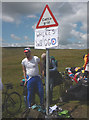 SD8695 : 'Where's Wiggo?' - not on the Buttertubs! by Karl and Ali