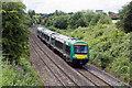 SO5242 : Railway near Burcott Farm by Stuart Wilding