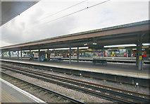 TQ5686 : Upminster station by David Kemp