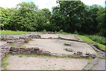 NY0265 : Old Caerlaverock Castle by Billy McCrorie