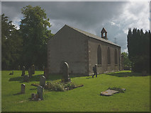 NY5619 : St Mary's Church, Little Strickland (2) by Karl and Ali