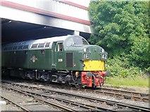 SD8010 : D335, Peel Way by David Dixon