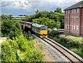 SD8010 : East Lancashire Railway, The Ski-Jump by David Dixon