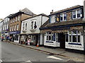 SX8060 : The Lord Nelson in Totnes by Jaggery