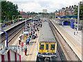 TQ2584 : West Hampstead Thameslink Station, 2007 by Ben Brooksbank