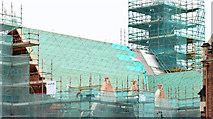 J3372 : Former library, Queen's University, Belfast - July 2014(1) by Albert Bridge