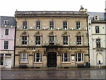 SP0202 : Corn Hall Market Place Cirencester by Paul Best