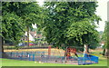 SK5743 : Day Brook Recreation Ground, Nottingham NG5 by David Hallam-Jones