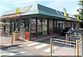 ST3086 : McDonald's Drive-Thru, Cardiff Road, Newport by Jaggery