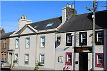 NX4355 : Galloway Bar, South Main Street, Wigtown by Leslie Barrie