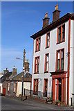 NX4355 : The Old Bank Bookshop, South Main Street, Wigtown by Leslie Barrie