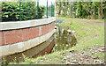J3773 : The Knock River, Orangefield Park, Belfast - July 2014(1) by Albert Bridge