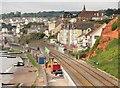 SX9677 : The Dawlish Gap by Stephen Craven