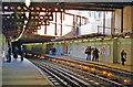TQ3079 : Westminster Station, District Line 1996 by Ben Brooksbank