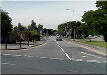 ST3186 : Eastern end of Docks Way, Newport by Jaggery