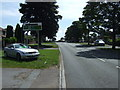 SJ9343 : Park Hall Road (A5272) by JThomas