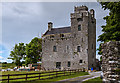 M4909 : Castles of Connacht: Rahaly, Galway (1) by Mike Searle