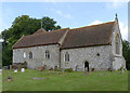 SU6687 : Church of the Holy Trinity, Nuffield by Alan Murray-Rust