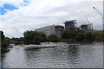 SJ7293 : Manchester Ship Canal by Alan Heardman