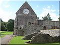 NT5931 : Dryburgh Abbey Refectory by M J Richardson