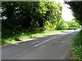 SU4837 : Old Stoke Road at East Stoke Farm by Christine Johnstone