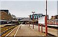 TQ2470 : Wimbledon Station, westward on Local lines 1996 by Ben Brooksbank